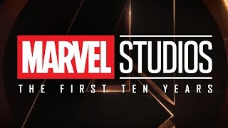 Marvel Studios 10th Anniversary Tribute