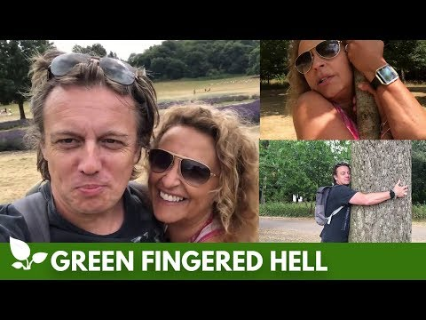 GFH #39 - Mark's Chased by Bees, Gardening Tips & Tree Hugging For Couples