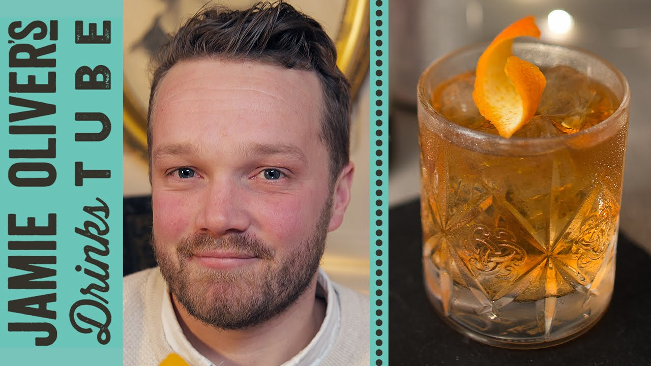 Whisky Old Fashioned cocktail