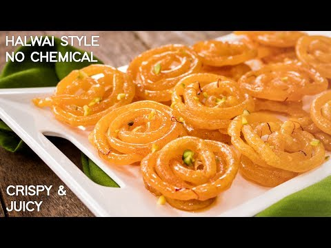 Instant Jalebi Recipe Halwai Style Without Rangkat Hydro Yeast – CookingShooking