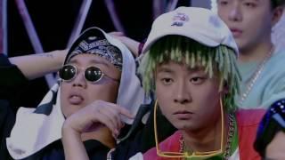 《中國有嘻哈》 AKA imp小鬼 最愛的rapper投票第二名 第二輪參賽片段
