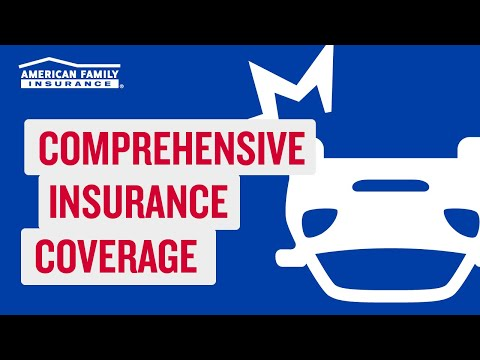 Comprehensive Car Insurance | American Family Insurance