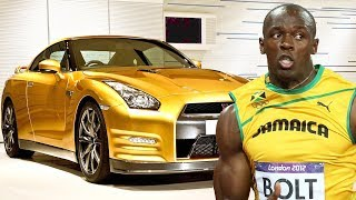 Usain Bolt's Lifestyle ★ 2018