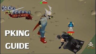 OSRS Pking Guide (In Depth) Tips/Tricks
