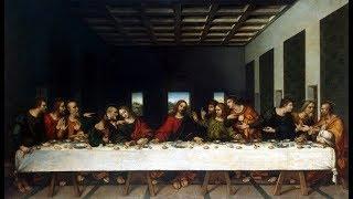 Удивительные факты о самой загадочной работе Леонардо да Винчи «Тайная вечеря»