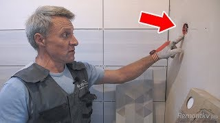 Ошибки ремонта ванной комнаты. Наглядные примеры и способы устранения