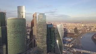 Moscow City. Москва сити