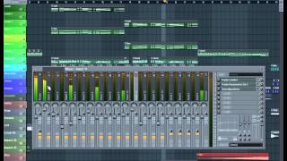 Zedd ft Matthew Koma - Spectrum (Instrumental) [best fl studio remake)] FLP