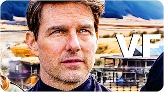 MISSION IMPOSSIBLE 6 FALLOUT Bande Annonce VF (2018)
