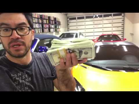 Will money & cars make you happy?