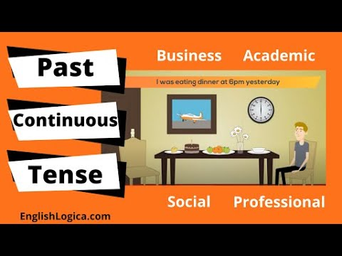 How to Use the Past Continuous