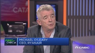 Ryanair CEO: Winter is looking 'grim' for the industry | Squawk Box Europe