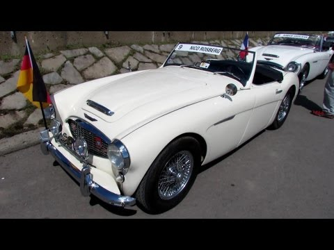 1967 Austin Healey 3000 Exterior Walkaround