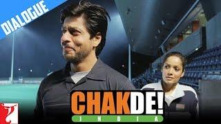 Dialogue: India Ka Tiranga Lehrate Hue Dekha | Chak De