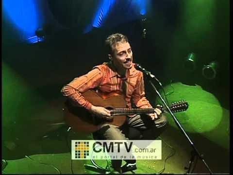 Pedro Aznar video Subte - CM Vivo 2005