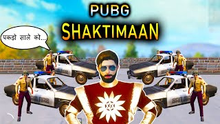 PUBG ka Shaktimaan | PUBG Short Film | Shaktimaan Spoof by Bollywood Gaming