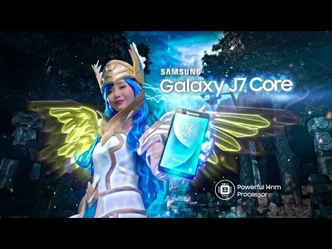 Power Up Your Entertainment l Galaxy J7 Core