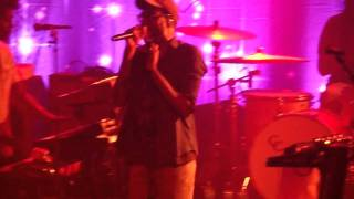 """TV On The Radio """"Second Song"""" at First Ave 08-30-2011"""