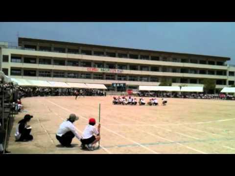 五日市南小学校運動会2011