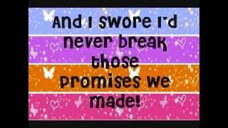Miley Cyrus & John Travolta- I Thought I Lost You Studio Version (With Lyrics)