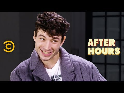 You're a Wizard, Ezra Miller - After Hours with Josh Horowitz (видео)