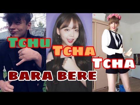 Tchu Tcha Tcha Bara Bere dance Challenge musically tik tok song