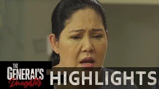 Sabel gives advice to Corazon   The General's Daughter