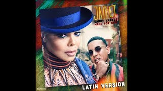 Daddy Yankee Feat. Janet Jackson   Made For Now (Latin Version)