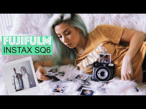 Fujifilm Instax SQ6 - How to use & Comparison to mini 9 | LLimWalker