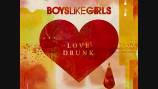 Boys Like Girls - The First One Lyrics