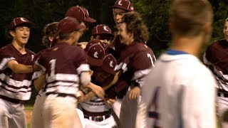 Full game: East Lyme 6, Waterford 1 in ECC baseball final