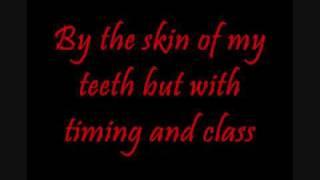 Bayside - I And I (Lyrics)