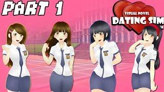 #1 Anak Pindahan - Dating Sims Masa SMA