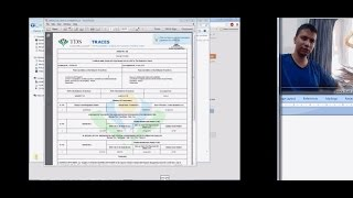 How to fill TDS return 26 QB and generate TDS certificate 16 B for property purchase  TDS u/s 194 IA