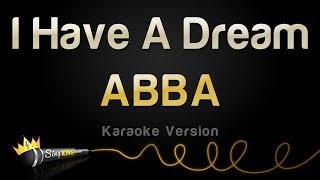 ABBA   I Have A Dream (Karaoke Version)