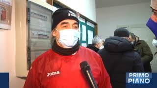 Tredicesima giornata : Castelnuovo Vomano-Recanatese (Highlights)
