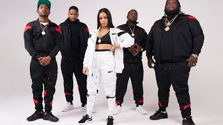Lauren Londons First Commercial Appearance Since Nipseys Death For Hussle & Motivate Puma Collab