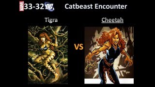 Marvel vs DC Armageddon Part 1