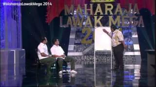 Maharaja Lawak Mega 2014   Minggu 1 (Kepoh)