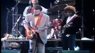 the beatles while my guitar gently weeps live HD