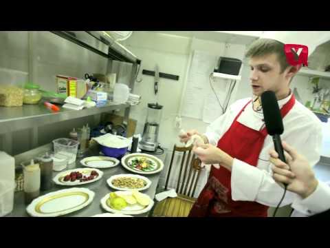 """Фирменный салат ресторана """"Gotinaza"""""""