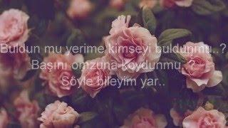 Fikret Dedeoğlu - Elveda (Lyrics)