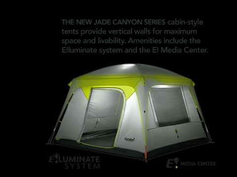 Gear Review – Eureka Jade Canyon 6 Person Tent