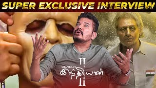 Indian 2 Make Up Test & Kamal's Surprise! | Shankar Opens Up | Part 1 | SM28