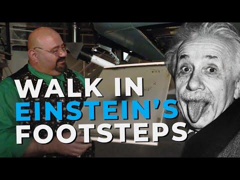 Einstein Was Here - Mount Wilson Observatory