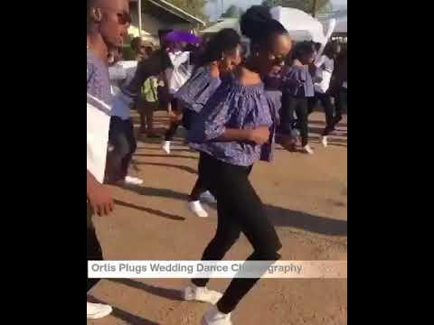Dumalana wedding dance
