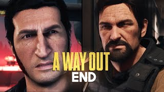 A Way Out - THE END (Vincent Good Ending)