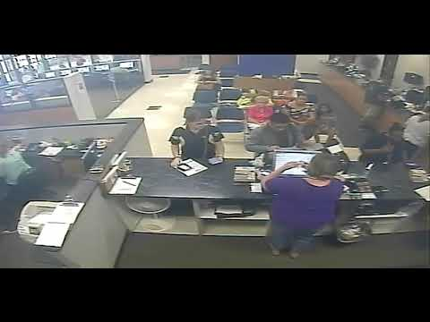 Secretary of State video alleging excessive force used against man (full video)