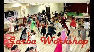 Garba Dance Workshop 2019