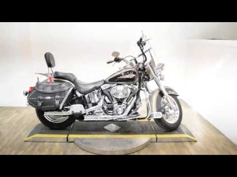 2005 Harley-Davidson FLSTC/FLSTCI Heritage Softail® Classic in Wauconda, Illinois - Video 1